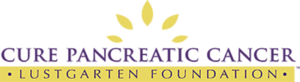 Cure Pancreatic Cancer logo