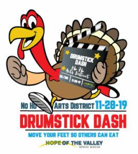 2019 Drumstick dash logo