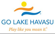 Go Havasu play like you mean it logo