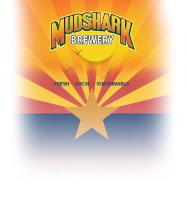 mudshark brewery logo
